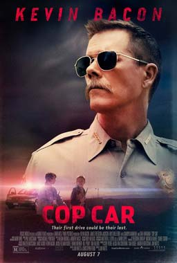COP CAR – In the Spotlight