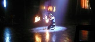 pyrotechnician