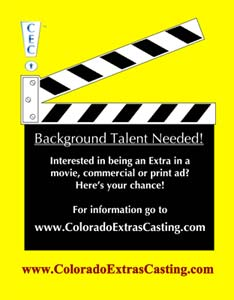 Casting Calls - Jobs - Acting Auditions | Film in Colorado