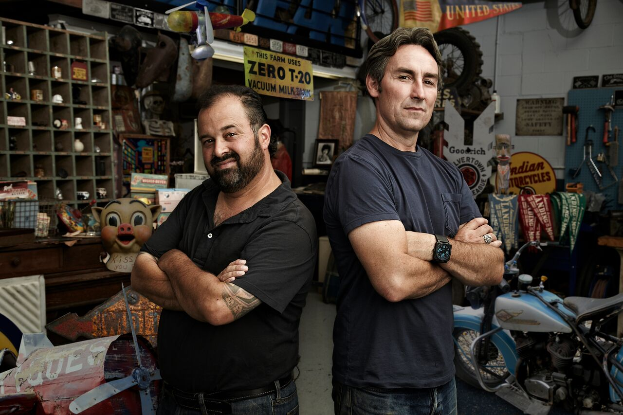 AMERICAN PICKERS to Film in Colorado